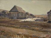 Пластов Аркадий Александрович: Заколоченный дом