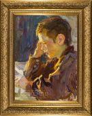 Пластов Аркадий Александрович: Читающий.